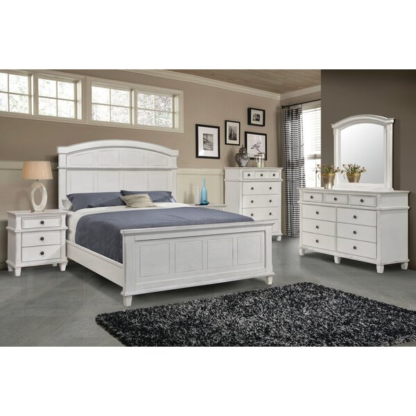 Lexie Configurable Bedroom Set by Rosecliff Heights