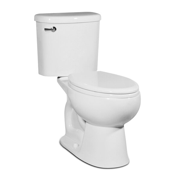 Palermo 1.28 GPS Elongated Two-Piece Toilet by St Thomas Creations by Icera