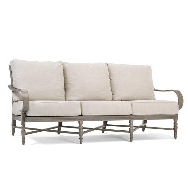Grayson Patio Sofa with Sunbrella Cushions by Winston