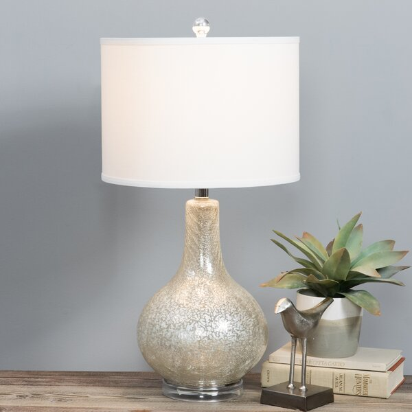 Caressa 27 Table Lamp by Aspire