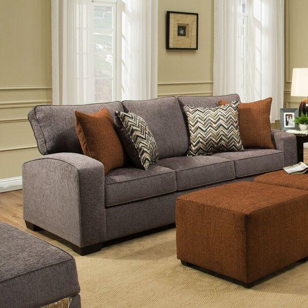 Henton Queen Sofa Bed by Alcott Hill