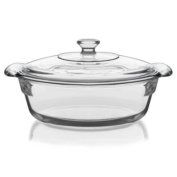Oval Casserole (Set of 2) by Libbey