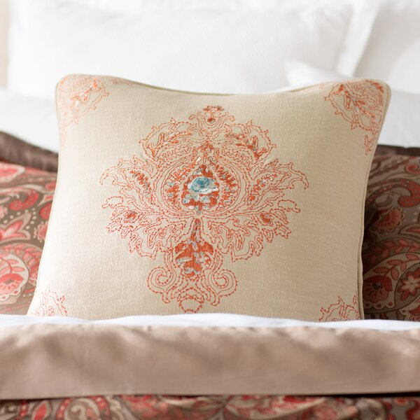 Allsop Royal Throw Pillow by Astoria Grand