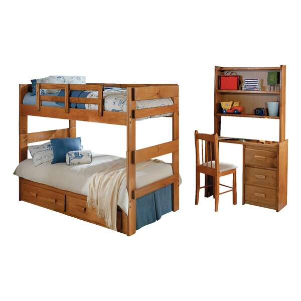 Twin Standard Bed Configurable Bedroom Set by Chelsea Home