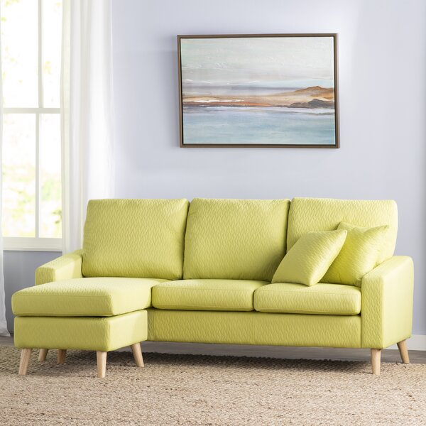 #2 Shaina Reversible Sectional By Mistana Herry Up