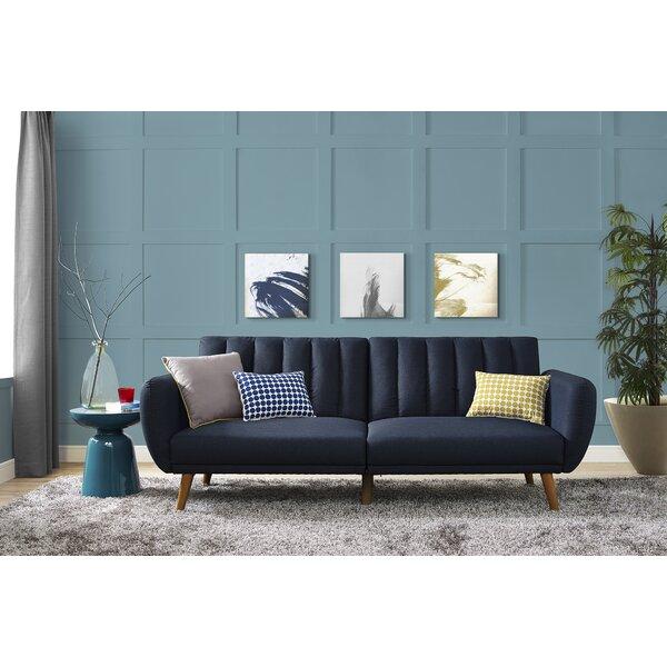 Novogratz Brittany Convertible Sofa by Novogratz