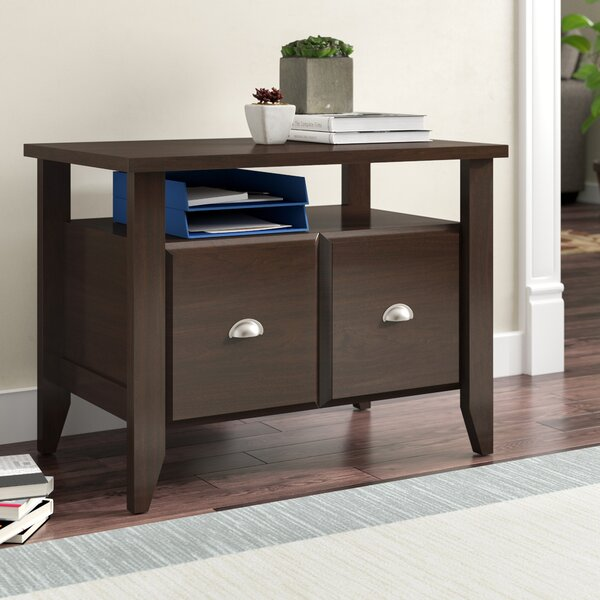 Revere 1 Drawer Filing Cabinet by Andover Mills