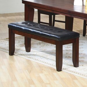 Dixon Two Seat Bench by Wildon Home ®