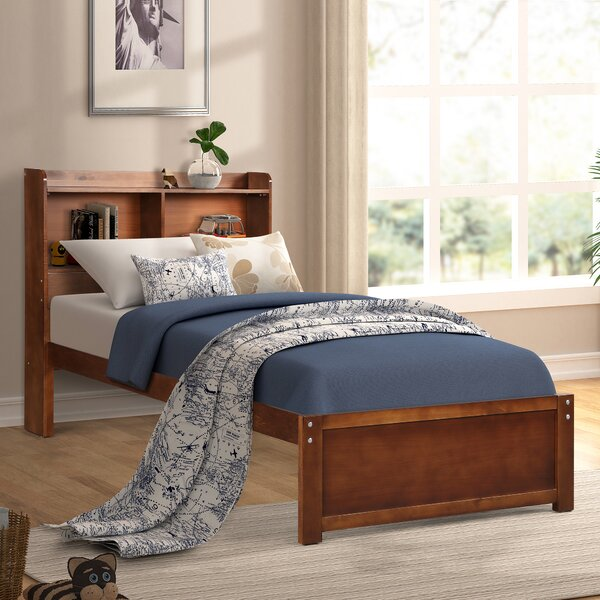 Renn Twin Platform Bed by Harriet Bee