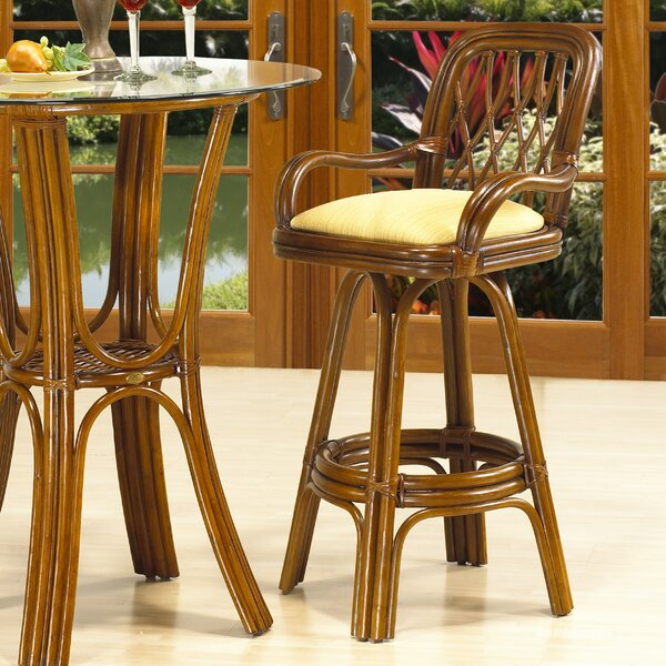 Coco Cay 30 Swivel Bar Stool by Boca RattanCoco Cay 30 Swivel Bar Stool by Boca Rattan
