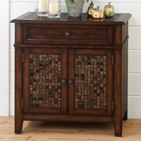 Marcel 2 Door Accent Cabinet by World Menagerie