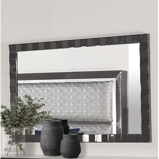 House of Hampton Amelio Accent Mirror