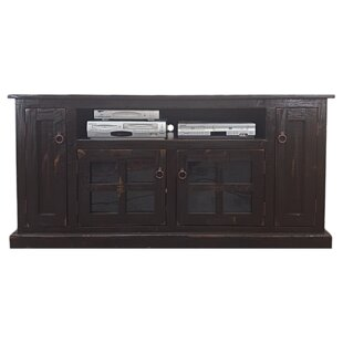 Reviews Rustic TV Stand for TVs up to 65 By American Heartland