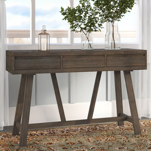 Vandeusen Console Table By Gracie Oaks