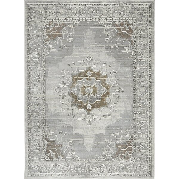 Cream Area Rug by Shabby Chic