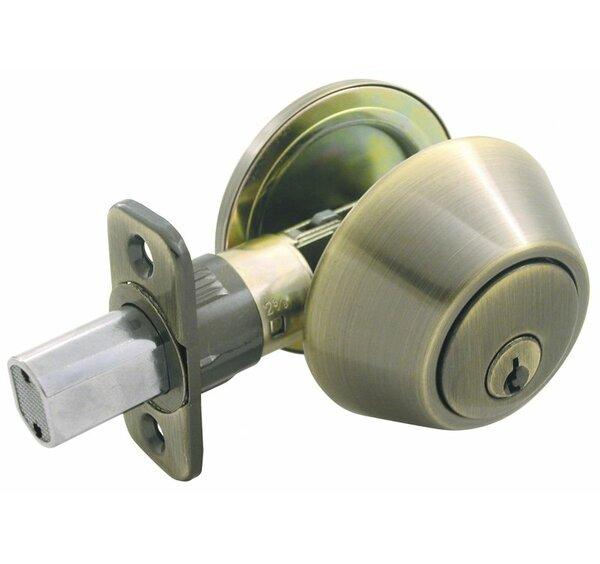 Single Cylinder Deadbolt by Ultra Hardware