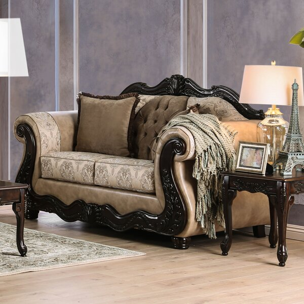 Rieves Loveseat by Astoria Grand