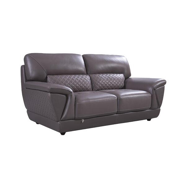 Shop Affordable Alidade Loveseat by Winston Porter by Winston Porter
