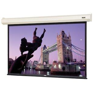 Sale Cosmopolitan Electrol Matte White Electric Projection Screen Da-Lite