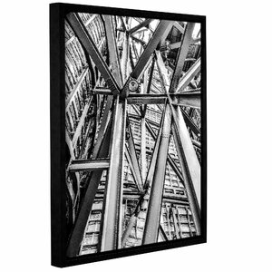 'Industrial Revolution'  Framed Painting Print On Canvas by Williston Forge
