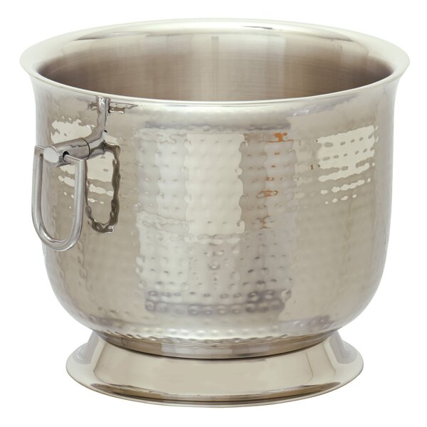 Stainless Steel Double Wall Beverage Wine Bucket by Urban Designs
