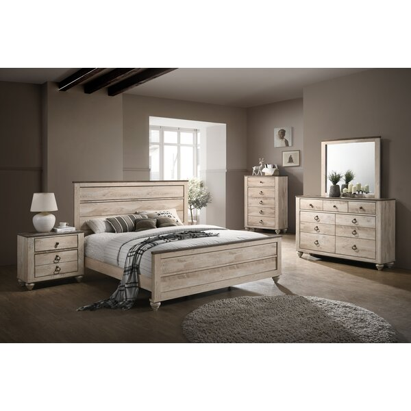 Church Street Queen Panel Bed by Gracie Oaks
