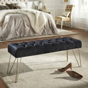 Payan Upholstered Bench by Mercer41