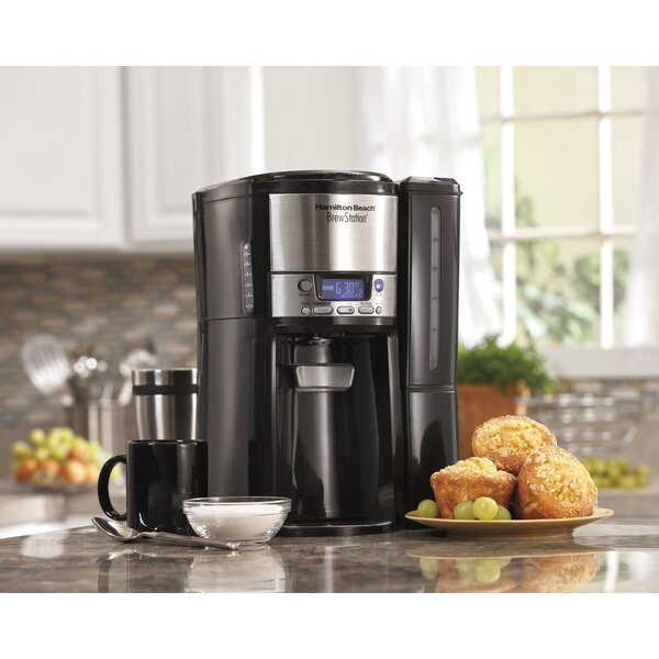 Brewstation 12 Cup Coffee Maker by Hamilton Beach