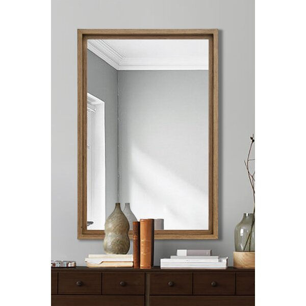 Veras Wall Mirror by Gracie Oaks