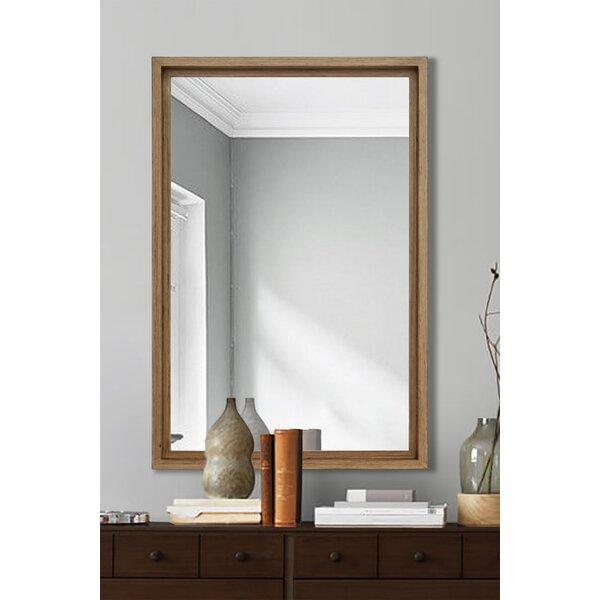 Veras Wall Mirror by Gracie Oaks