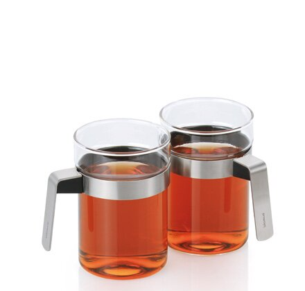 Sencha Teacup (Set of 2) by Blomus