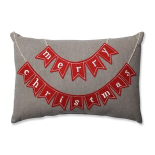 Holiday Lumbar Pillow