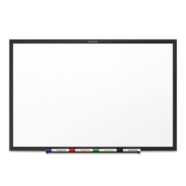 Classic Melamine Dry Erase Wall Mounted Whiteboard by Quartet