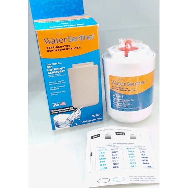 WSG-1 SmartWater MWF Compatible Filter Cartridge by Water Sentinel