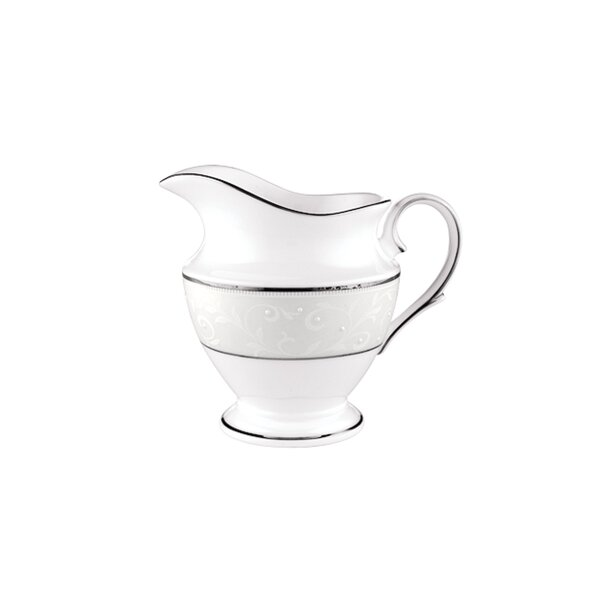 Opal Innocence 9 oz. Creamer by Lenox