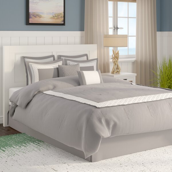 Stearns Reversible Duvet Cover by Beachcrest Home