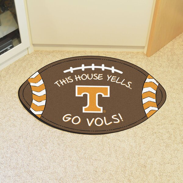 NCAA Tennessee Southern Football Doormat by FANMATS