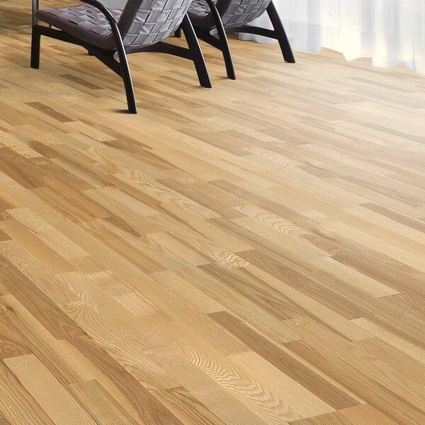 Scandinavian Naturals 7-7/8 Engineered Ash Kalmar Hardwood Flooring by Kahrs