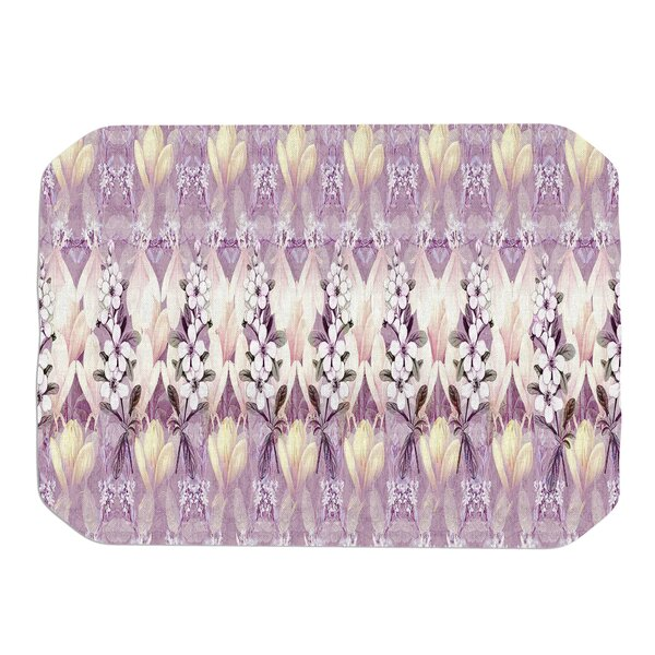Laurel85 Placemat by KESS InHouse
