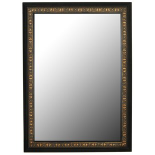 Second Look Mirrors Mumbai Vintage Copper Black Surround Wall Mirror