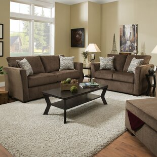 Du Bois Configurable Living Room Set