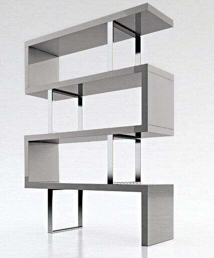 Mccauley Geometric Bookcase By Orren Ellis