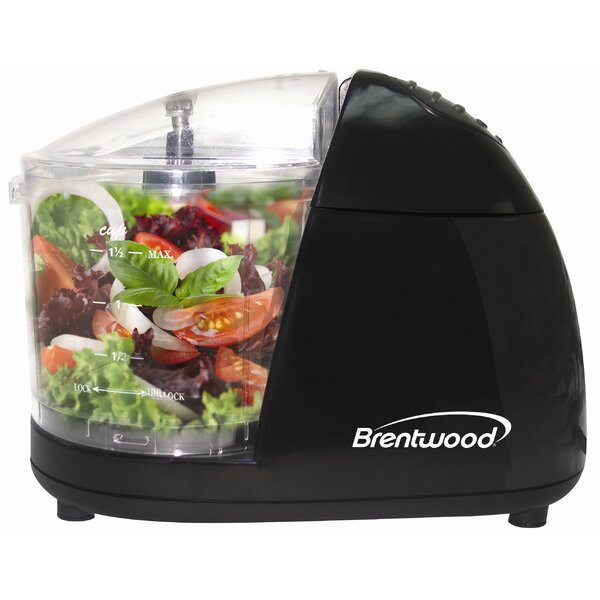 1.5-Cup Mini Food Chopper by Brentwood Appliances