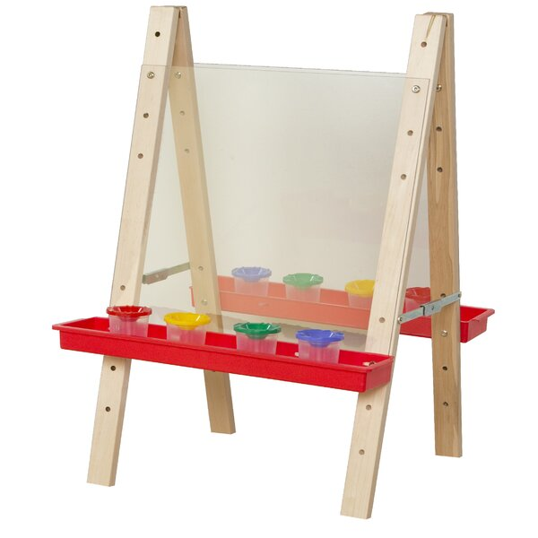 Acrylic Folding Board Easel by Wood Designs