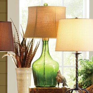 kavels oil lampshade with and mantle big lovely reservoir holmegaard glass lamp table an green