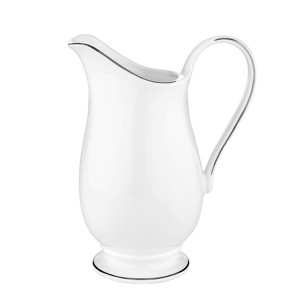 Continental Dining Platinum Creamer by Lenox