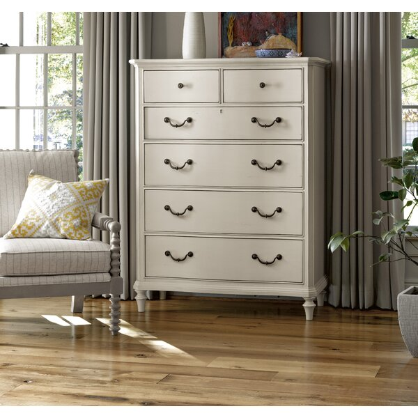Cyrilmagnin 6 Drawer Chest by Darby Home Co