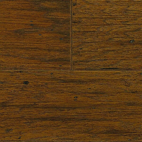 Inverness 5 Engineered Hickory Hardwood Flooring in Harvest by Mannington