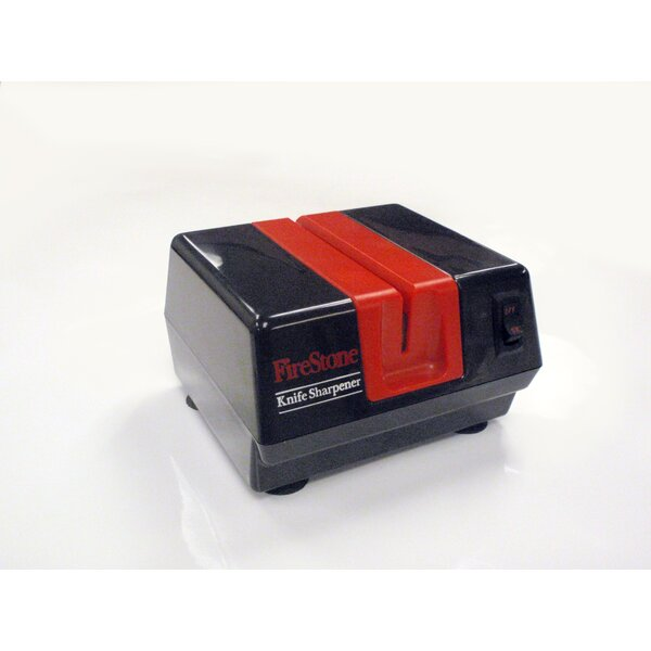 FireStone Electric Knife Sharpener by McGowan