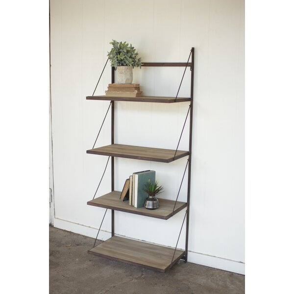 Fotakis Standard Bookcase by Gracie Oaks